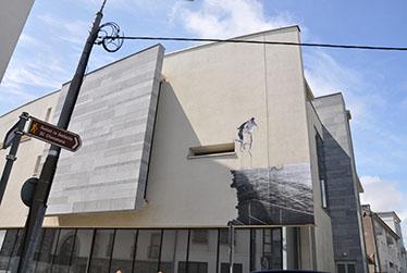 street art galway x